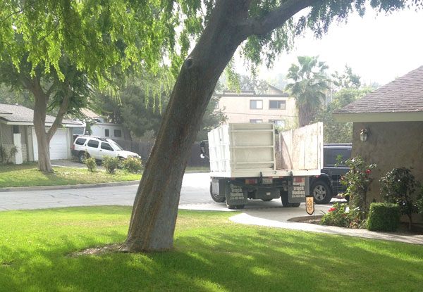 Hauling & Junk removal in Burbank and Glendale